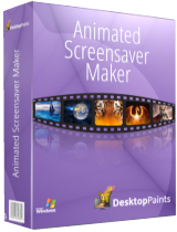 Animated Screensaver Maker 4.2.4 Giveaway