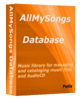 All My Songs Database 2.5 Giveaway