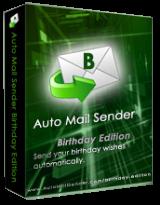 Auto Mail Sender Birthday Edition 3.1