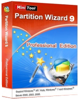 MiniTool Partition Wizard Pro  9.1 Giveaway