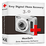 Easy Digital Photo Recovery 3.0 Giveaway
