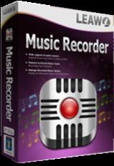 Leawo Music Recorder 2.0 Giveaway