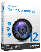 Ashampoo Photo Commander 12 X-Mas Edition Giveaway