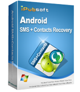 iPubSoft Android SMS+Contacts Recovery 1.6.0 Giveaway