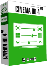 CinemaHD 4 Giveaway