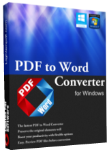 Lighten PDF to Word Converter 4.0.0 Giveaway
