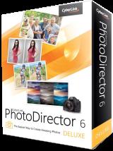 PhotoDirector 6 Deluxe Giveaway