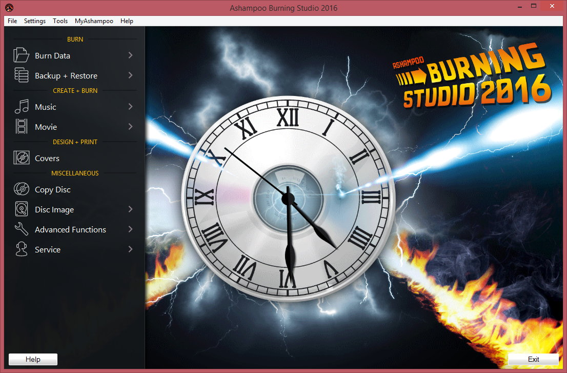 giveaway of the day free licensed software daily ashampoo ashampoo burning studio 2016 is the universal solution for everything burning related burn data music or movies safely create backups or rip and burn