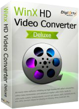 WinX HD Video Converter Deluxe 5.9.1 (Win&Mac) Giveaway
