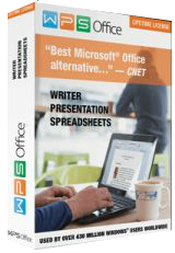WPS Office 10 Business Giveaway