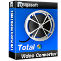 Bigasoft Total Video Converter (for Windows and Mac) Giveaway