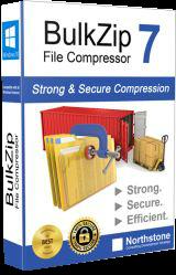 BulkZip File Compressor 7.5.4 Giveaway