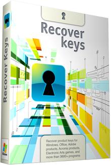 Recover Keys 9.0.3