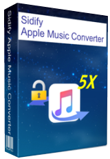 Sidify Apple Music Converter 2.0.1 Giveaway