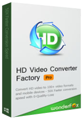 WonderFox HD Video Converter Factory Pro 16.2 Giveaway