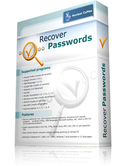 Recover Passwords Giveaway