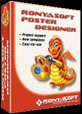 RonyaSoft Poster Designer 2.03.21 Giveaway