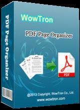 Wow Tron PDF Page Organizer 1.1 Giveaway