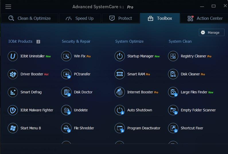 advanced systemcare 9.3 ключ