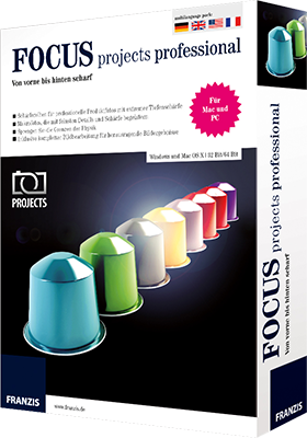 Focus Projects Pro 1.15 (Win&Mac) Giveaway