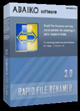 Rapid File Renamer 3.0 Giveaway