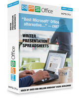WPS Office 2016 Giveaway