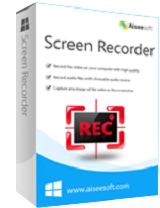 Aiseesoft Screen Recorder 1.1.8 Giveaway