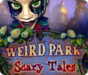 Weird Park: Scary Tales Giveaway