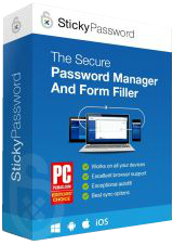Sticky Password Premium 8.1.0 (Win&Mac) Giveaway