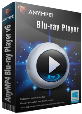 AnyMP4 Blu-ray Player 6.2.12 Giveaway