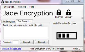 Jade Encryption 1.0  Giveaway