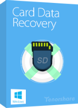 Tenorshare Card Data Recovery 4.5 Giveaway