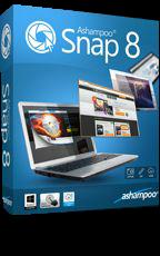 Ashampoo Snap 8 Giveaway