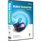Dimo Video Converter Ultimate 2.7.2 Giveaway