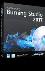 Ashampoo Burning Studio 2017 Giveaway