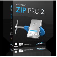 Ashampoo ZIP Pro 2 Giveaway