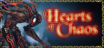 Hearts of Chaos Giveaway