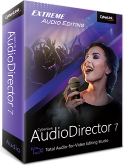 AudioDirector7 LE Giveaway