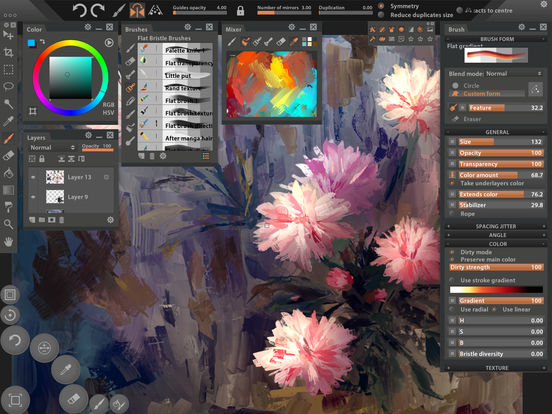 Giveaway Of The Day Free Licensed Software Daily Paintstorm Studio Win Mac
