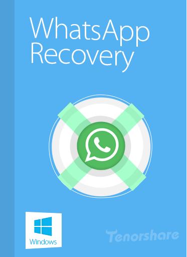 Tenorshare WhatsApp Recovery 3.2