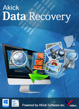 Akick Data Recovery 1.0  Giveaway