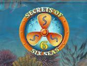 Secrets Of Six Seas Giveaway