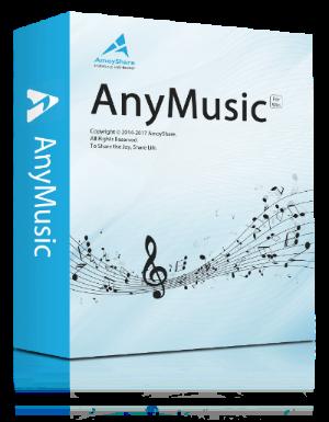 AmoyShare AnyMusic 1.0 Giveaway