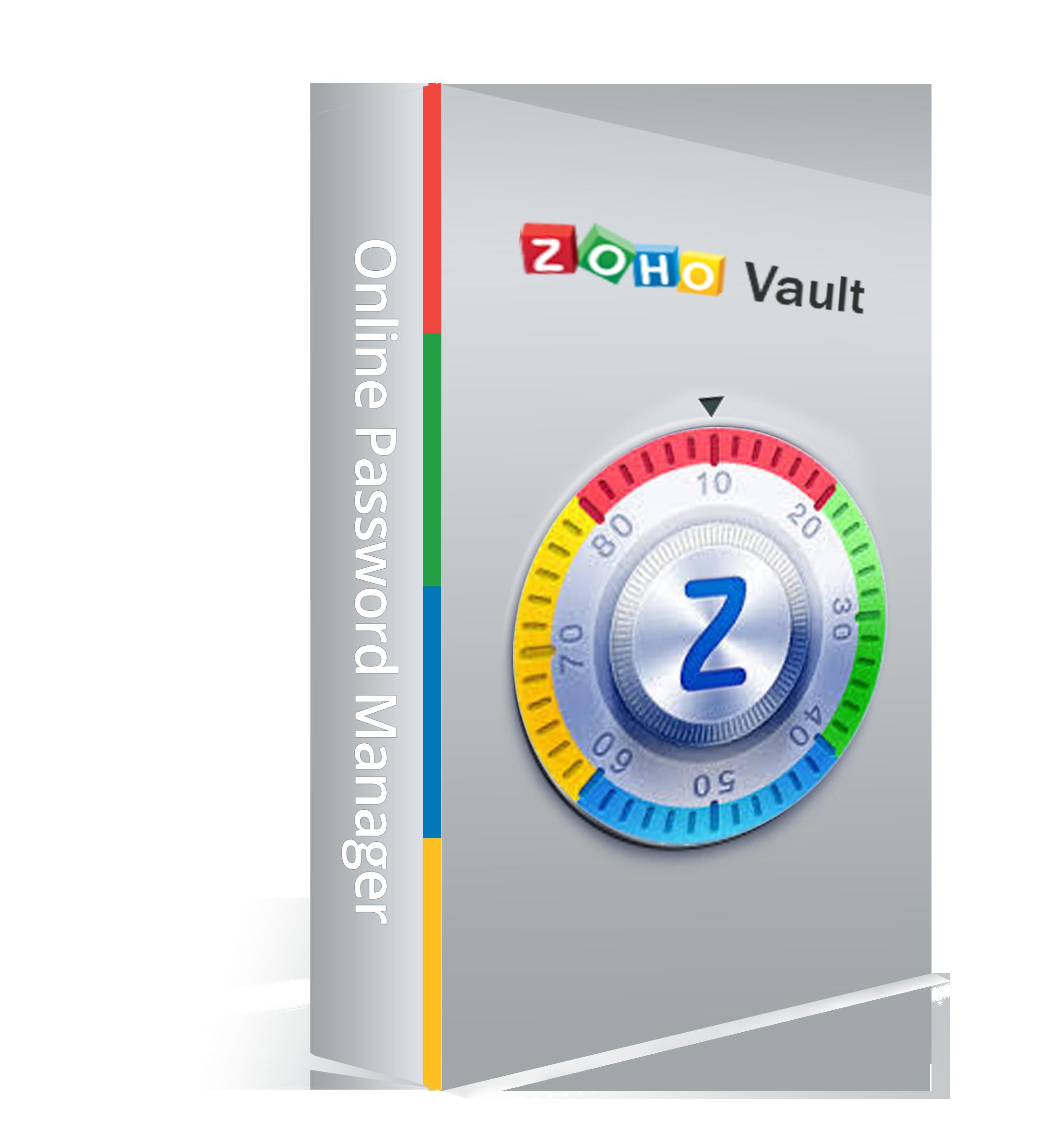 Zoho Vault Enterprise Giveaway