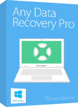 Tenorshare Any Data Recovery Pro 5.5.0 Giveaway
