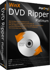WinX DVD Ripper Platinum 8.5.0 Giveaway