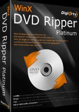 WinX DVD Ripper Platinum 8.20.0 Giveaway
