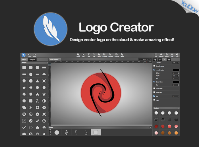 Free graphic design software for logos