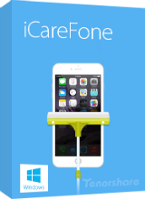 Tenorshare iCareFone Pro 4.2.0 Giveaway