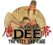 Judge Dee: The City God Case Giveaway